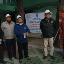 Inauguration function of Swachhta Pakhwada on 16th December, 2016 - Ministry of Minority Affairs