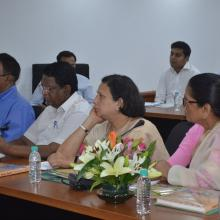 A delegation of Diocese of Delhi- Church of North India today met me at Antyodaya Bhawan. Discussed various schemes for socio-economic-educational empowerment & employment oriented skill development of the community.