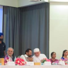 Launched Minority Affairs Ministry's Jiyo Parsi Publicity Phase-2 to contain declining population of Parsi community at Mumbai.