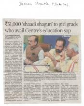 Deccan Chronicle, 9th July, 2017